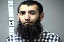 New York Attack Accused Cites Trump Tweets to Avoid Death Penalty