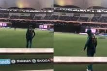 Indians Yelled Out 'Jiju' When Shoaib Malik Was Fielding and This is How He Responded