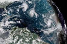 Tropical Storm Florence Becomes a Hurricane, Takes Aim at US Southeast