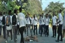 Manipur University: Police Fire Tear Gas Shells at Students