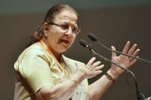'We have to Call Out Wrong': Sumitra Mahajan Ends Silence on Akash Vijayvargiya