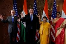 US to Work with India for Securing New Delhi's Entry Into NSG