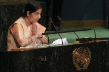 'Pakistan Glorifies Killers, Committed to Terrorism as an Official Policy': Highlights of Swaraj's UN Address