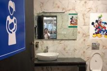 'Toilet-cum-childcare' Room at Srinagar Airport; Union Minister Steps in