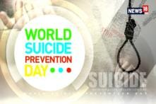 Watch: Over A Lakh People Commit Suicide in India Every Year: Here's How to Stop it