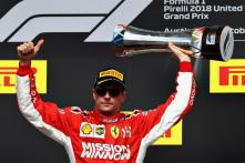 Kimi Raikkonen Wins First Race in Five Years, Makes Lewis Hamilton Wait for F1 Title