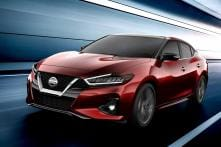 2019 Nissan Maxima Officially Teased Ahead of Debut at LA Auto Show