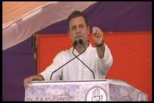 Alok Verma Punished for Probing Rafale Scam, Says Rahul Gandhi in Rajasthan Rally