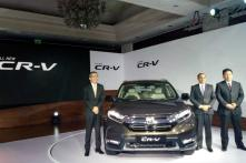 All-New Honda CR-V SUV Launched in India, Prices Start from Rs 28.15 Lakh