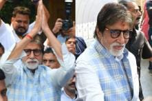 Amitabh Bachchan Celebrates his 76th Birthday with Fans; See Pics