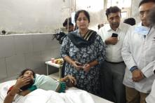 How a Mother Got United With her Child Amid Hospital Chaos After Amritsar Train Tragedy