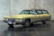 King of Rock and Roll Elvis Presley's Cadillac Goes up for Sale
