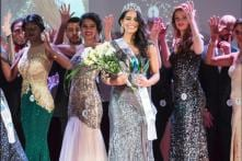 Haryana's Nishtha Dudeja First Ever Indian to Win Miss Deaf Asia Crown, See Pics
