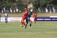 I-League: Defending Champions Minerva Punjab Split Points With Churchill Brothers