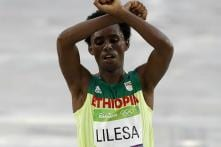 Ethiopian Marathoner Who Made Rio Olympics Protest Returns from Exile