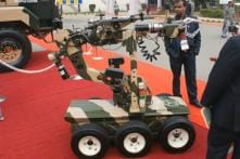 DRDO's Remotely Operated Vehicle Inducted into Pune Police
