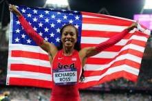 Former Olympic Champion Sanya Richards-Ross to be Part of Delhi Half Marathon