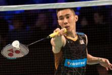 Cancer-hit Lee Chong Wei Eyes Badminton Return, Olympic Qualifying