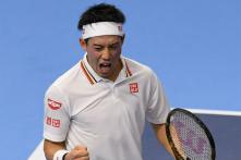 Nishikori Back to Best in Win Over Dimitrov