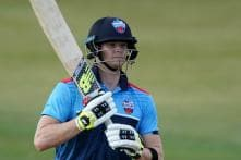 Smith Returns to Australia for MRI Scan After Picking Up Elbow Injury