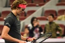 Angry Alexander Zverev Stunned by Malek Jaziri at China Open
