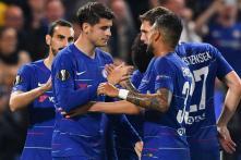 Tearful Morata Earns Win for Chelsea as Arsenal Roll Past Qarabag