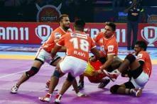Pro Kabaddi 2018, Puneri Paltan vs Jaipur Pink Panthers, Highlights: As it Happened