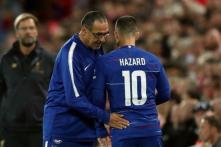 Chelsea's Sarri Rules Out Signing Striker, Targets Winger