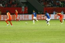 Chinese Football Fans Fume as China Draws 0-0 With India