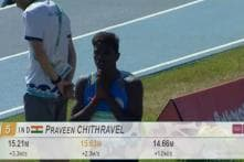 Praveen Chitravel Clinches Bronze Triple Jump at Youth Olympic Games
