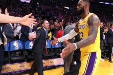 LeBron James Delivers Triple-double in First Home Win With LA Lakers