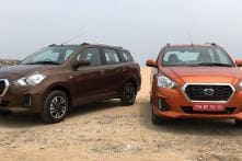 Review: Datsun GO 2018 and GO+ Facelift Cheapest MPV in India