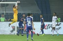 Super Dorronsoro Garners a Point for Delhi Dynamos Against Chennaiyin FC