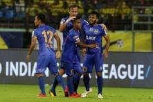 ISL 2018/19: Pranjal Bhumij's Late Strike Helps Mumbai City Hold Kerala Blasters
