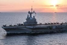 To Counter Chinese Assertion, France to Send Aircraft Carrier to Indian Ocean Next Year