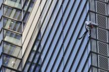 'French Spiderman' Barred from Climbing UK Buildings Day After Scaling London Skyscraper