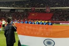 India vs China International Friendly: As It Happened