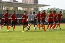 India Name 34-Man Probables Squad for AFC Asian Cup 2019