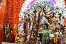 News18 Festivals: Durga Puja Organisers Switch To Eco-friendly Ways, Set Up All-women Committee in Delhi