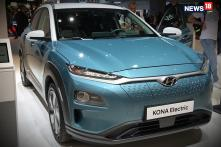 Paris Motor Show 2018: First Look of Hyundai Kona Electric Crossover