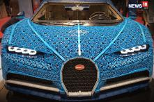 Paris Motor Show 2018: First Look of Lego Technica Bugatti Chiron
