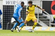 With Shades of Neymar, English Teenager Jadon Sancho Becomes 'Weapon' for Borussia Dortmund