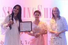 Kamya Punjabi, Devoleena Bhattacharajee & Other Felicitated at Aspiring She Awards 2018