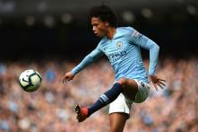 Manchester City Forward Leroy Sane Out For 'Months' Due to Cruciate Ligament Tear: Reports