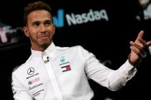 Hamilton Faces Nerve-Wracking World Title Showdown