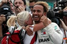 Five-time Formula One Champion Lewis Hamilton Lives Life in the Fast Lane