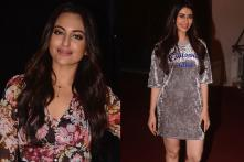 Bollywood Stars at 'Loveyatri' Special Screening; See Pictures