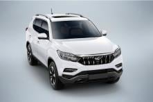 Mahindra Y400 Flagship SUV Launch in India Confirmed for November 19