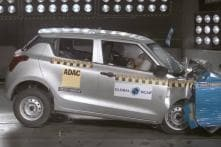 Maruti Suzuki Swift Hatchback Safety Test Video - Indian Version Scores 2-Stars in Global NCAP Crash Results
