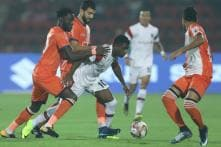 NorthEast United FC, FC Goa Share Spoils in Exciting Draw